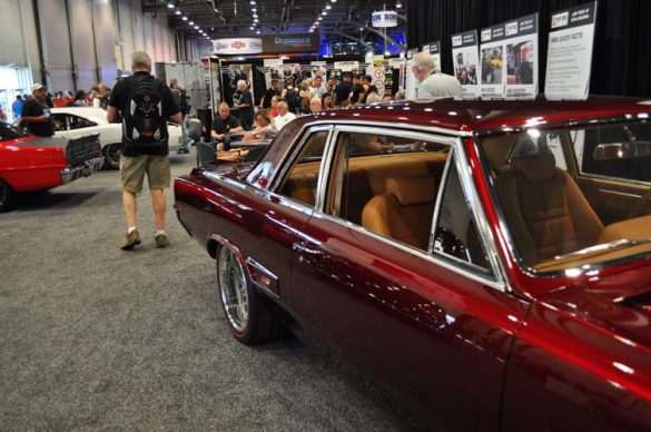 SEMA Show Las Vegas The Road To My Ride - Car show in vegas 2018
