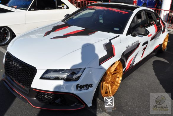 2018 SEMA Show: Sport sedans and -wagons