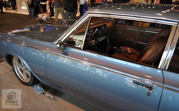 SEMA Show 2018: Vintage Muscle Cars, Sports Cars and Resto Mods