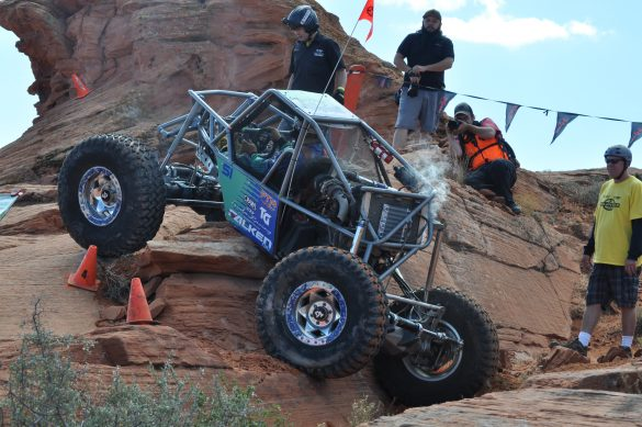 2018 Trail Hero: Oct. 4, W.E. Rock/Maxxis Rock Crawl; Sand Hollow State Park, Hurricane, Utah.