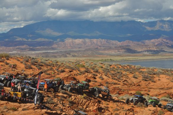 2018 Trail Hero: Oct. 5, Fab Fours Trail Breaker, Sand Hollow State Park, Hurricane, Utah
