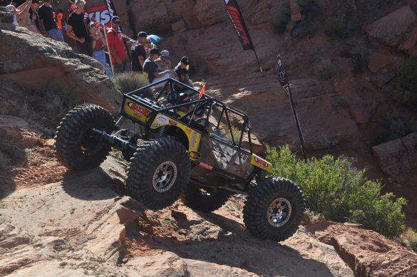 2018 Trail Hero: Oct. 5, Fab Fours Trail Breaker, Sand Hollow State Park, Hurricane, Utah