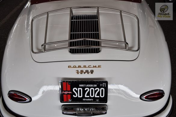 Barrett-Jackson Scottsdale 2020: German Icons.